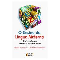 O ensino da língua materna