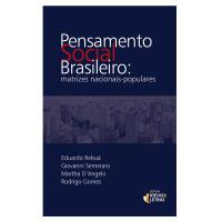 Pensamento social brasileiro