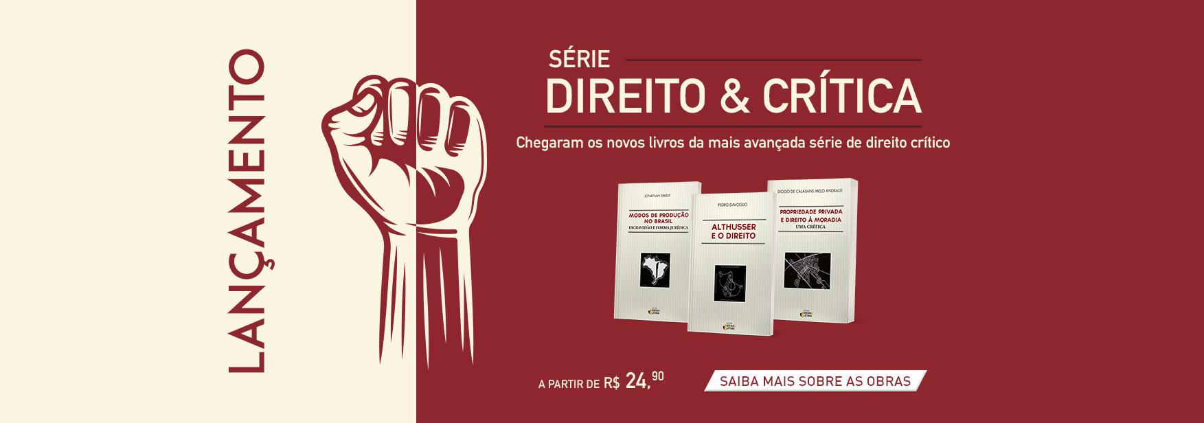 Série Direito e Crítica