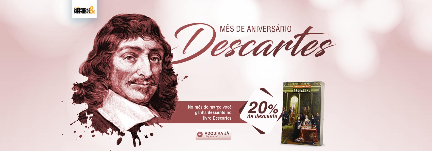 Banner - aniversário Descartes