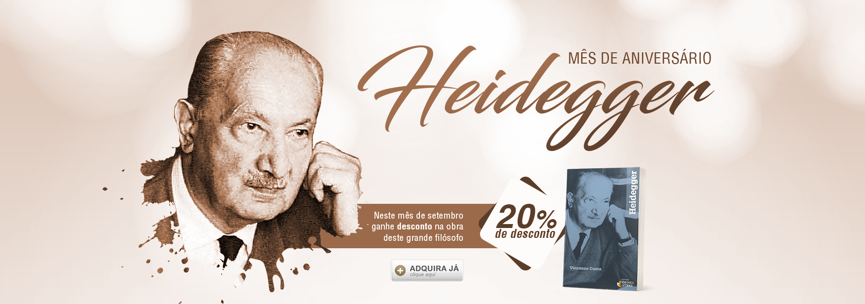 Promoção Heidegger